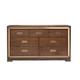 Pulaski Chrystelle Dresser in Cognac P013100
