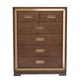 Pulaski Chrystelle Chest in Cognac P013124