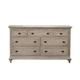 Pulaski Henson Dresser P018100
