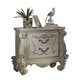 Acme Versailles Nightstand in Bone White 21133 PROMO