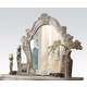 Acme Versailles Mirror in Bone White 21134 SPECIAL PROMO