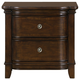 Magnussen Langham Place Wood Drawer Nightstand in Warm Chestnut B3532-01
