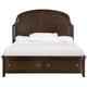 Magnussen Langham Place King Storage Bed in Warm Chestnut