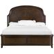 Magnussen Langham Place Queen Panel Bed in Warm Chestnut