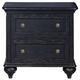Magnussen Hyland Park Drawer Nightstand in Vintage Black B3534-01
