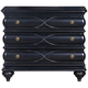 Magnussen Hyland Park Bachelor Chest in Vintage Black B3534-07