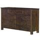 Magnussen Pine Hill Drawer Dresser in Rustic Pine B3561-20