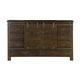 Magnussen Pine Hill Sliding Door Dresser in Rustic Pine B3561-24