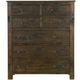 Magnussen Pine Hill Drawer Chest in Rustic Pine B3561-10