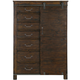 Magnussen Pine Hill Door Chest in Rustic Pine B3561-13