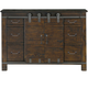 Magnussen Pine Hill Media Chest in Rustic Pine B3561-36