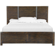 Magnussen Pine Hill Queen Panel Bed in Rustic Pine
