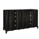 A.R.T. Cosmopolitan Drawer Dresser in Ebony 208130-1815