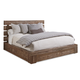 A.R.T. Epicenters Williamsburg King Platform Storage Bed 223126-2302