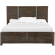 Magnussen Pine Hill King Storage Bed in Rustic Pine