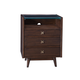 A.R.T. Epicenters Silver Lake Nightstand in Walnut 223141-1812
