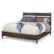 A.R.T Furniture Epicenters 4-Piece Slat Back Bedroom Set