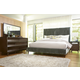 A.R.T Furniture Epicenters 4-Piece Upholstered Platform Bedroom Set