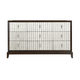 Magnussen Gramercy Drawer Dresser in Sable with Antique Silver B3564-20 CLOSEOUT