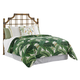 Tommy Bahama Home Twin Palms St. Kitts Queen Rattan Bed in Medium Umber 01-0558-143C