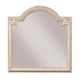American Drew Southbury Bureau Mirror in Fossil and Parchment 513-040