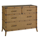Tommy Bahama Home Twin Palms Bermuda Sands Chest in Medium Umber 558-624
