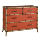 Tommy Bahama Home Twin Palms Red Coral Chest 01-0559-624