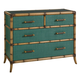 Tommy Bahama Home Twin Palms Pacific Teal Chest 01-0560-624