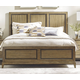 American Drew Evoke King Panel Bed in Barley 509-306R