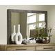 American Drew Evoke Landscape Mirror in Barley 509-030