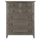 Magnussen Talbot Drawer Chest in Driftwood B3744-10