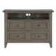 Magnussen Talbot Media Chest in Driftwood B3744-36