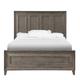 Magnussen Talbot California King Panel Bed in Driftwood