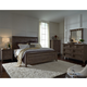 Magnussen Talbot 4-Piece Panel Bedroom Set in Driftwood