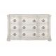 Magnussen Davenport Drawer Dresser in Weathered Parchment B3787-20