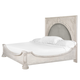 Magnussen Davenport King Upholstered Bed in Weathered Parchment