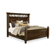 A.R.T La Viera King Panel Bed in Chestnut 225126-2107