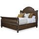 A.R.T La Viera Queen Sleigh Bed in Chestnut 225155-2107