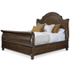 A.R.T La Viera King Sleigh Bed in Chestnut 225156-2107