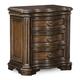 A.R.T. La Viera 3 Drawer Nightstand in Chestnut 225140-2107