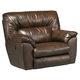 Catnapper Nolan Power Extra Wide Cuddler Recliner in Chestnut 64040-4/1223-9