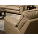 Catnapper Nolan Extra Wide Cuddler Recliner in Putty 4040-4/1233-11