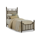 A.R.T Pavilion Twin Metal Bed in Antique Brass 229133-1226