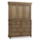 A.R.T. Pavilion 8 Drawer Master Chest in Rustic Pine 229152-2608
