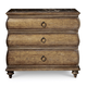 A.R.T. Pavilion 3 Drawer Accent Chest in Barley 229153-2608