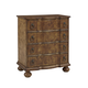 Fine Furniture Biltmore Collector's Room Heritage Nightstand in Heirloom 1450-100