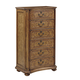 Fine Furniture Biltmore Collector's Room Itinerary Drawer Chest in Heirloom 1450-115