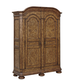 Fine Furniture Biltmore Collector's Room Bordeaux Wardrobe in Heirloom 1450-120