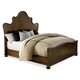 A.R.T Firenze II California King Panel Bed in Rich Canella 259127-2304