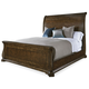 A.R.T Firenze II Queen Sleigh Bed in Rich Canella 259155-2304